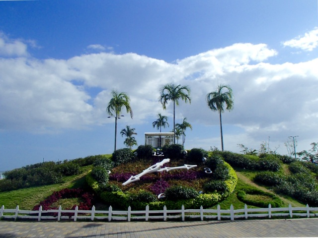 Park along Avenida Balboa
