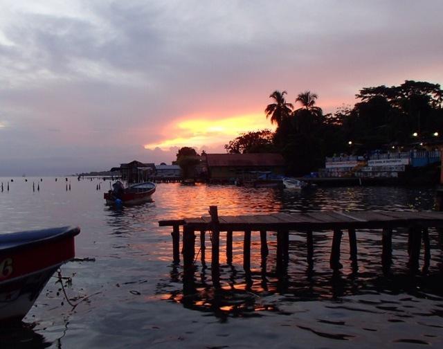 Sunset Basti