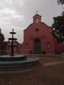 Tacama winery and pisco