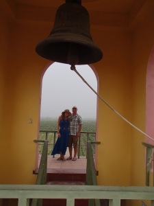 Bell tower of Tacama Vineyards