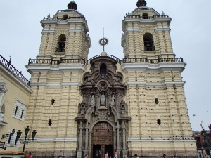 Gorgeous Cathedral and Monastery with Catacombs