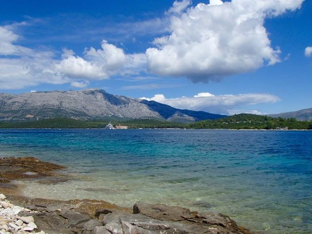 Korcula archipelago