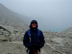Kyle at the Torres Del Paine