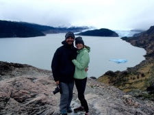 Our first Glacier